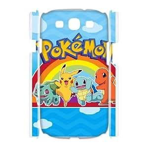 Samsung Galaxy S3 I9300 Phone Case Pokemon Q6A1158501