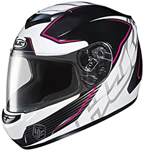 HJC CS-R2 Injector Helmet - Small/Black/Pink