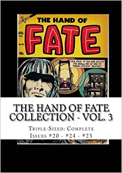 The Hand Of Fate Collection - Vol. 3: Triple-Sized: Complete Issues 2- - 24 - 25