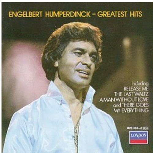 CD : Engelbert Humperdinck - Greatest Hits (CD)