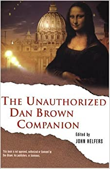 Book The Unauthorized Dan Brown Companion