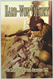 Front cover for the book Hard-won victory : the Canadians at Ortona, 1943 by N. M. Christie
