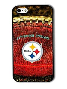 Tomhousomick Custom Design The NFL Team Pittsburgh Steelers Case Cover For iPhone 4 4S Personality Phone Cases Covers