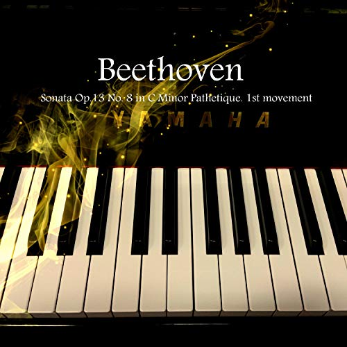 Beethoven: Sonata Op.13 No. 8 in C Minor Pathetique. 1st movement (Beethoven Piano Sonata No 8 Op 13)