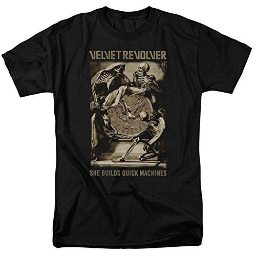 Velvet Revolver - Quick Machines T-Shirt Size L