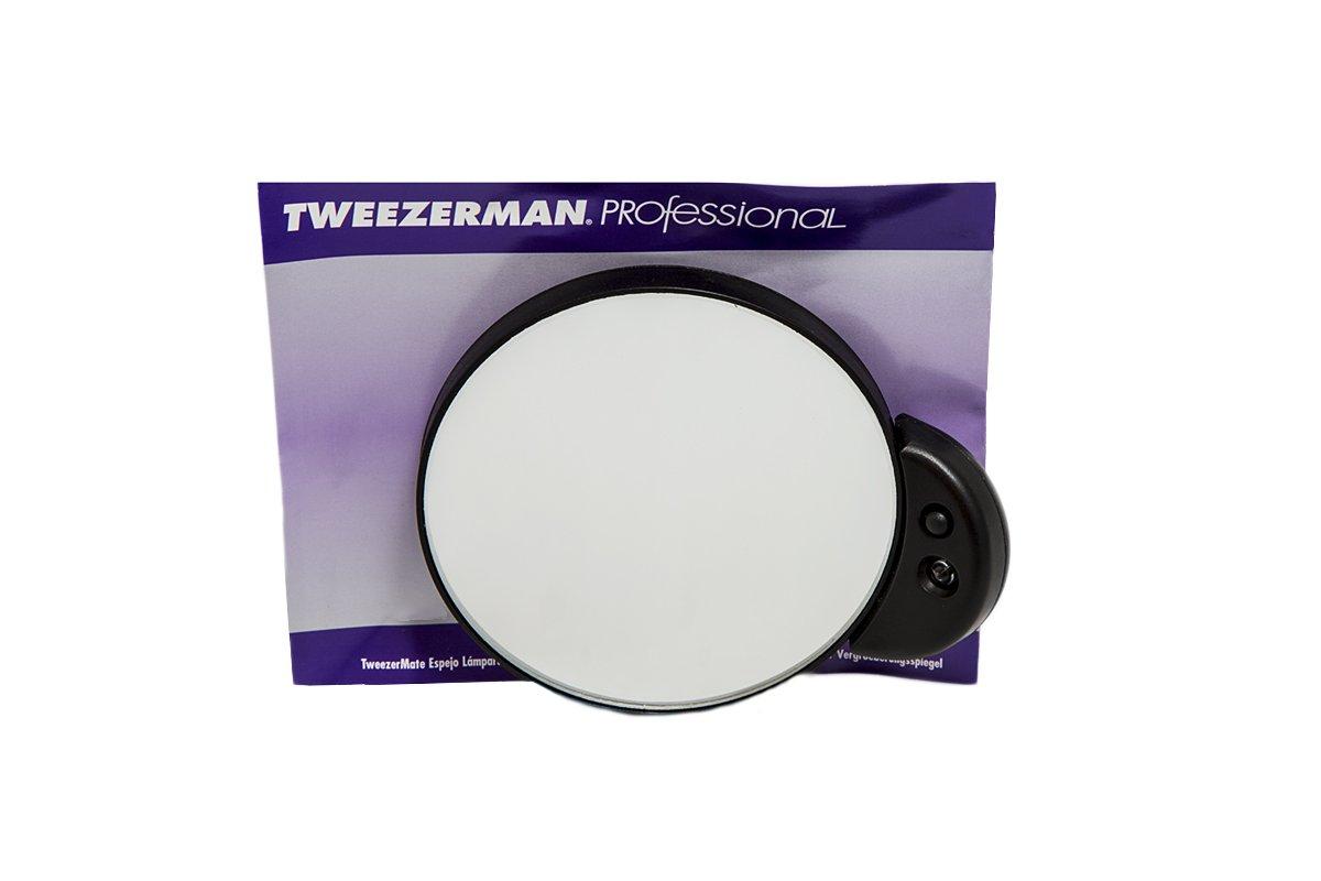 Tweezerman Tweezermate 10X Lighted Mirror 6762-EXP