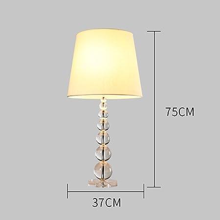 AILI Lámparas de Escritorio Lámparas de Mesa y Mesilla Luz de país ...
