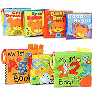KIDAMI-Baby-Soft-Books-Pack