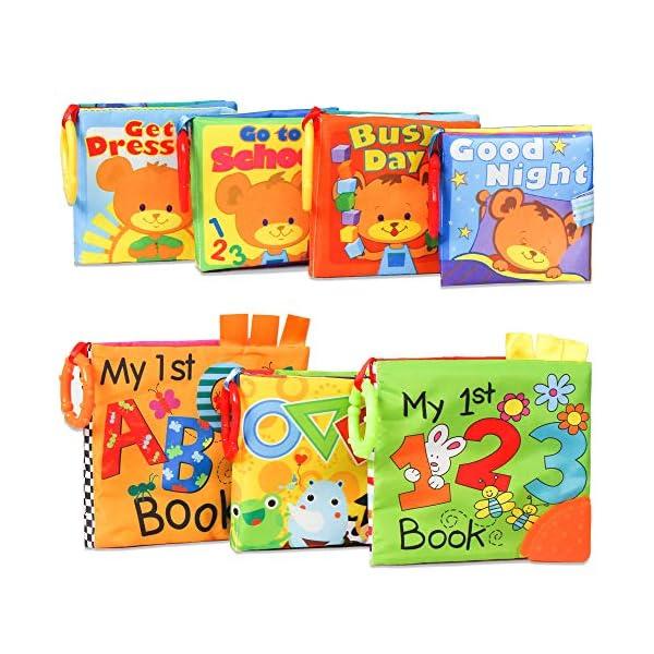 KIDAMI-Baby-Soft-Books-Pack