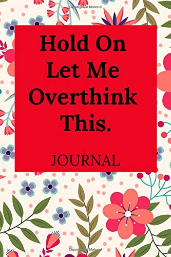 Pdf Money Hold On Let Me Overthink This Journal