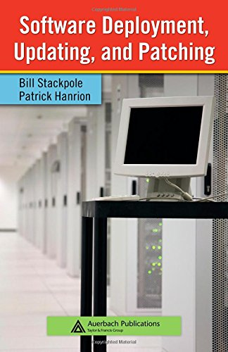 Software Deployment, Updating, and Patching (Information Security) by Brand: CRC Press