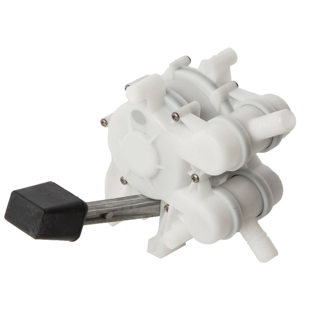 Gusher Galley MK3 Foot Pump RightHand Lever GP0550