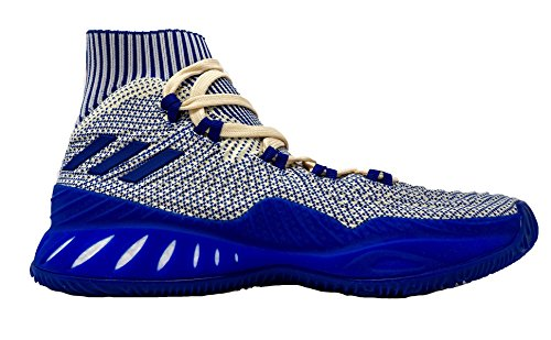 adidas Crazy Explosive 2017 Primeknit MM Shoe Men's Basketball Clear White-collegiate Royal 100% authentic cheap online clearance official cheap sale shop offer clearance Inexpensive 37b1hs