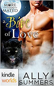 Grayslake: More than Mated: A Bite of Love (Kindle Worlds Novella) by [Summers, Ally]