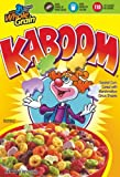 Kaboom Cereal, 9-Ounce Boxes (Pack of 12)