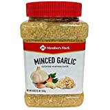 When you're in a rush, mincing garlic is the last thing on your mind. Member's Mark makes food prep that much easier for you with table-ready, minced garlic. It has the same bold, full flavor as fresh garlic, but without the work, mess and waste.