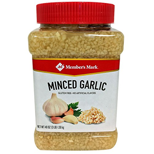 Member's Mark Minced Garlic, 48 Ounce ()