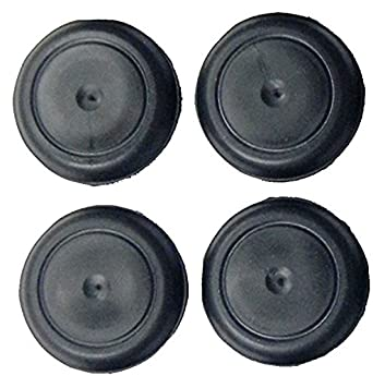 5 Piece 3//4 Rubber Hole Plugs SBDs HP34 Car Antenna Hide Holes Left by Antennas.