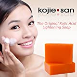 2 Bars Kojie San Kojic Acid Soap 65g per bar