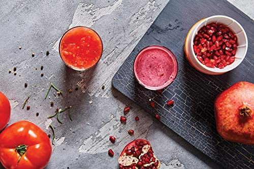 ZK72139 Presse fruits de Börner (rouge): : Cuisine