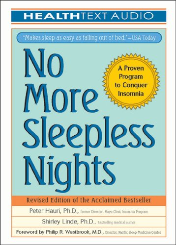 Read Online No More Sleepless Nights ebook