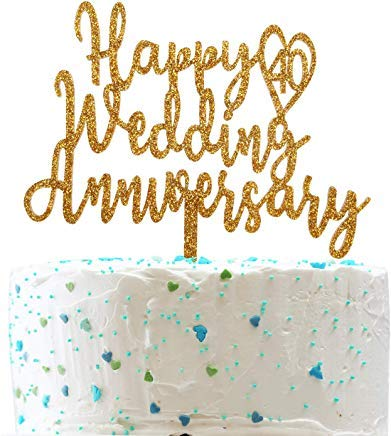 JeremyHar75 - Decoración para Tarta de 40º Aniversario de ...