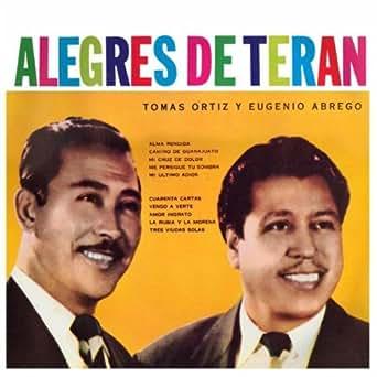 Cuarenta Cartas by Los Alegres De Terán on Amazon Music ...
