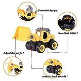 Take Apart Construction Car,Mosunx DIY Stem
