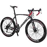 Eurobike Road Bike EURXC550 21 Speed 54 cm Frame