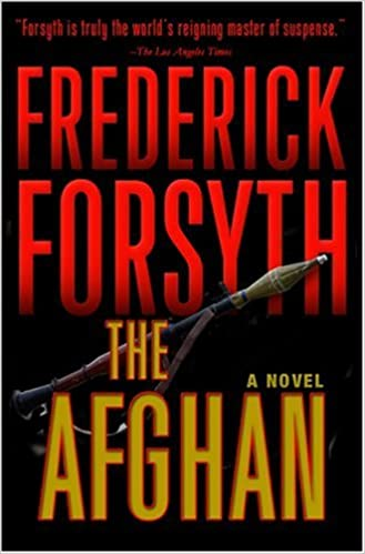 The afghan forsyth pdf frederick