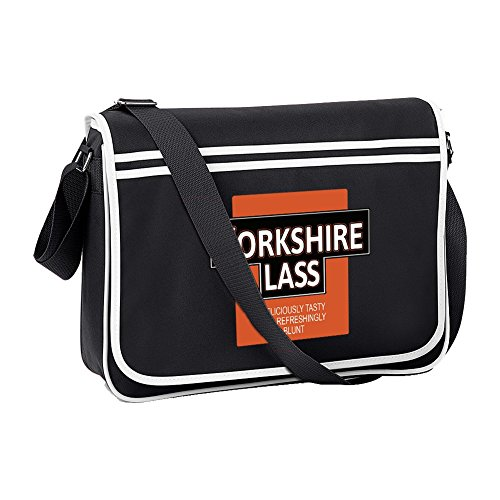 Tasty Lass Yorkshire Shoulder Refreshingly Deliciously And Blunt Messanger Funny Bag Retro wqZdZ7Er