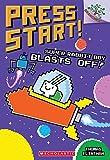 #1: Super Rabbit Boy Blasts Off!: A Branches Book (Press Start! #5)