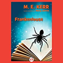 Frankenlouse Audiobook by M. E. Kerr Narrated by Maxwell Glick