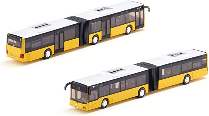 Bus MAN Gelenkbus 1617 Auslandsmodell NEU 2020 Siku Tschechien Edition