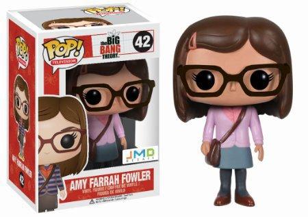 JMD Retail Exclusive Funko Big Bang Theory POP! Amy Farrah Fowler]()