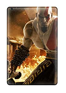 CaseyKBrown JcQwcuC4211UfCge Case For Ipad Mini/mini 2 With Nice Kratos In God Of War Appearance