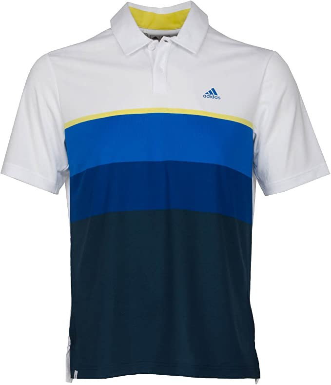 adidas Climacool Engineered Striped – Polo para Hombre
