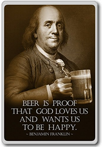 Benjamin Franklin motivational inspirational quotes product image