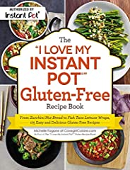 """From zucchini nut bread to a delicious-sounding mash-up of potato skins and Reuben sandwiches, The I Love My Instant Pot Gluten-Free Recipe Book by Michelle Fagone has creative recipes for anyone following a gluten-free diet."" —Oprah.comThe ..."