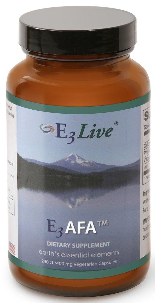 E3AFA 240ct (400mg) 1 bottle by E3Live