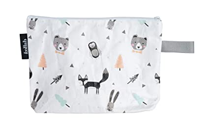 Kollab Fox and Friends Estuches, 30 cm: Amazon.es: Equipaje