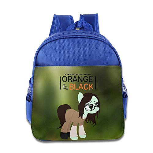 Slave 4 U Costumes (^GinaR^ Orange Is The New Black My Little Pony Mixed Mischievous Children's Bags)