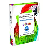 Hammermill Printer Paper, Color Copy Digital Copy Paper, 32lb, 8.5 x 11, Letter, 100 Bright - 1 Pack / 500 Sheets (102630R)