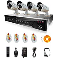 LaView LV-KDV1604B6S-500GB Complete Surveillance System (Silver)