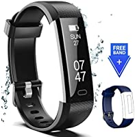 Fitness Tracker, Fitness Watch Include Replacement Band,...