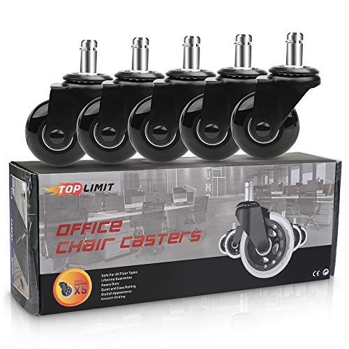 Office Chair Caster Wheels 2