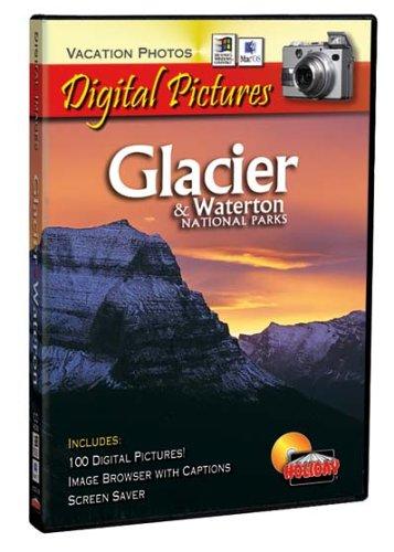 Glacier National Park Digital Pictures ()