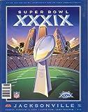 img - for Super Bowl XXXIX (39) Program - Jacksonville - Patriots vs. Eagles (2005) book / textbook / text book