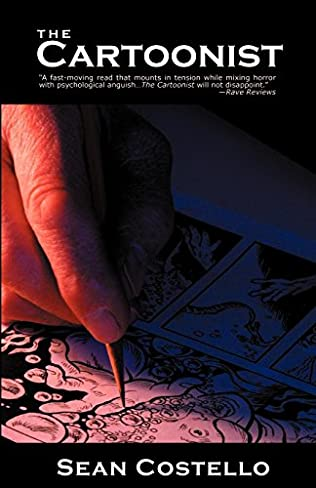 book cover of The Cartoonist