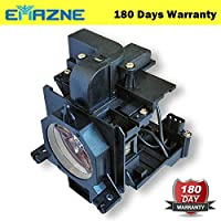 Emazne POA-LMP137/003-120531-01 Projector Replacement Compatible Lamp With Housing For Sanyo Christie LX505 Eiki LC-XL100 Eiki LC-XL100L PLC-WM4500 PLC-WM4500L PLC-XM100 PLC-XM1000C PLC-XM100L
